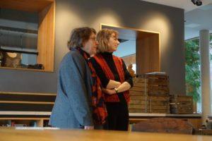Christiane und Claudia Lux sind das Duo Dreiklang